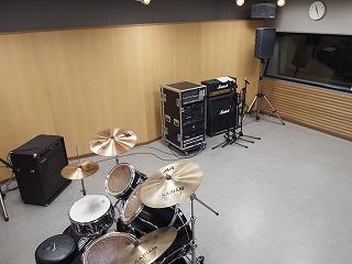 録音スタジオ1