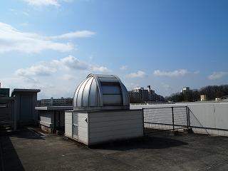 天体観測ドーム2